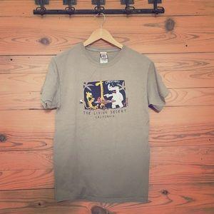 Living Desert Ca t-shirt.